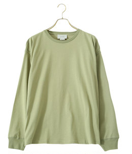 PIPING T-SHIRTS L/S