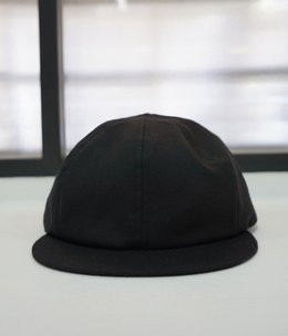 【予約】SUIT FABRIC SHORT BRIM CAP