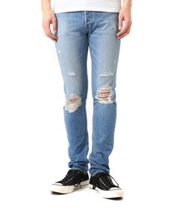 NEW SLIM 5P DENIM/USED