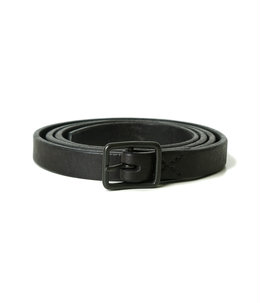 Hand Made Leather Long Belt(Narrow 18mm)