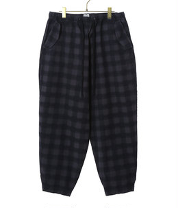 BLEED CHECK COTTON WEATHER OVER PANTS