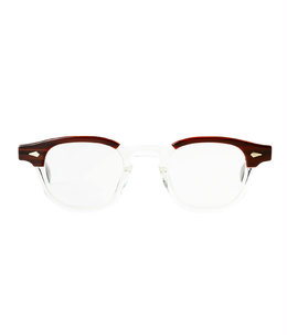 AR 46-24 - RED WOOD / CLEAR -