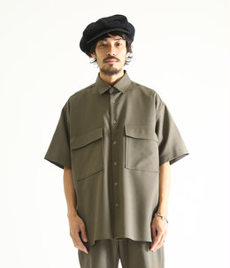 FLAP POCKET SHIRTS - w.m tropical -