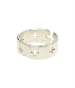 multiple cross cut ring
