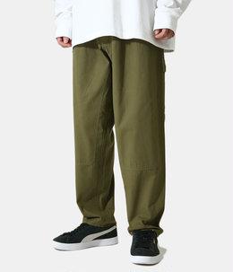 Brocken Twill Double Knee Pants