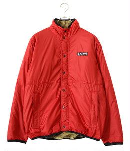 【予約】Reversible bore jacket N100%