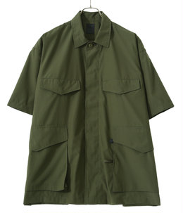 Tech French Mil Field Shirts S/S