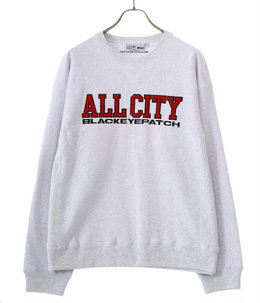ALL CITY CREW SWEAT