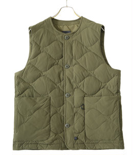 COLD WEATHER DOWN LINER VEST