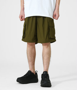 Tech French Mil Field Shorts