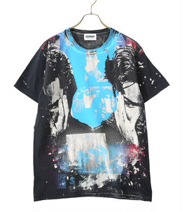 """JUDE"" BLEACHED TEE"