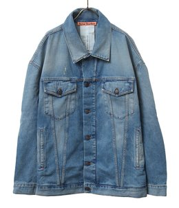 【予約】FN-UX-OUTW000008(denim jacket)