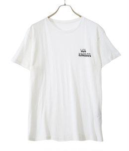 Printed Cotton Cash T-Shirt S/S `LOS ANGELES`