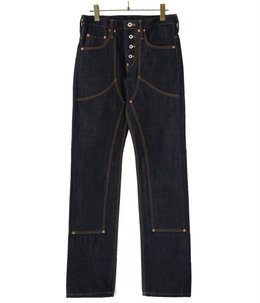 【予約】CLASSIC STRAGHT DENIM PANTS