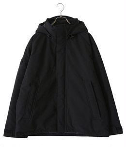 DOWN ARMY HOODED JACKET
