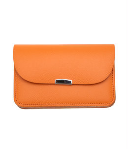 GARSON PURSE -Calf leather-
