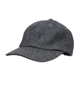 WOOL MELTON 6P CAP