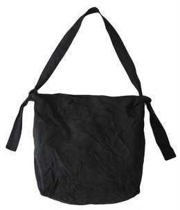 Large tied bag