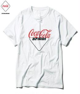 Coca-Cola SPLIT LOGO TEE