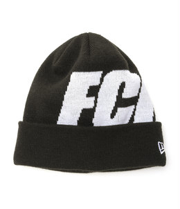 NEW ERA  FCRB BIG LOGO CUFF KNIT