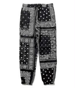 NYLON EASY LONG PANTS