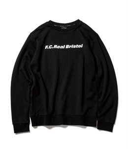 AUTHENTIC LOGO CREW NECK SWEAT