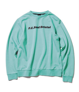 AUTHENTIC LOGO CREWNECK SWEAT