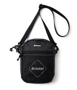 FRONT MESH POUCH