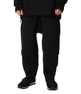 AO2 TAPERED CROPPED PANTS