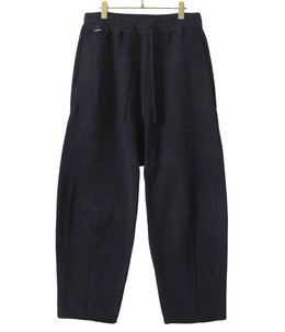 【予約】AO2 (COTTON) TAPERED CROPPED PANTS