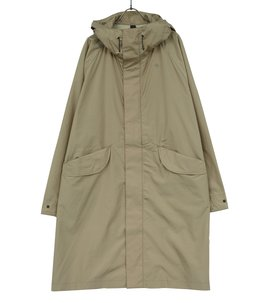 Field Hooded Rip Coat