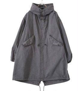COTTON WEATHER SNOW PARKA -PIGMENT DYED-