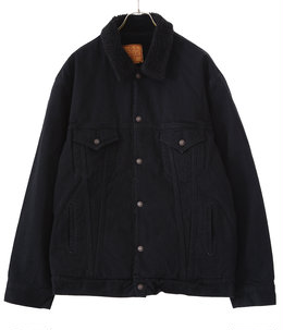 【予約】14oz. DENIM JACKET BOA FLEECE LININNG