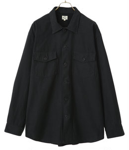 HEAVY BACKSATIN UTILITY JACKET