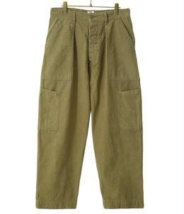HEAVY BACKSATIN U.S.A.F. UTILITY PANTS