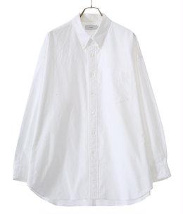 Oxford Oversized B.D Shirt