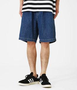 Denim Baggy Shorts