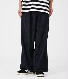 Denim Baggy Pants