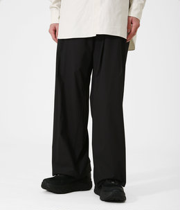 Stretch Typewriter Wide Chef Pants