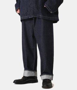 CIOTA for GP Suvin Cotton Denim Pants
