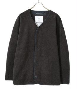 Wool Boa Liner Blouson