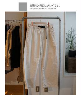 【予約】WIDE PANTS