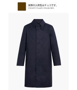 【予約】DUNKELD SINGLE BREASTED COAT WITH DET LINER