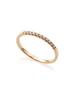 【レディース】Gossamer Pinky Ring(ピンキーリング)