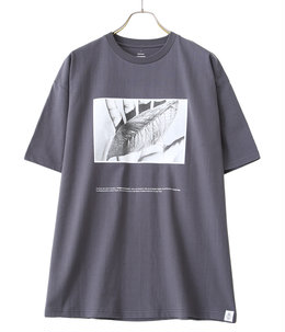 """POET MEETS DUBWISE for GP Oversized Tee """"W&S"""""""