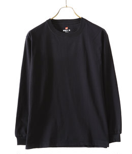BEEFY LONG SLEEVE T-SHIRT 2P