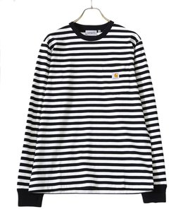 L/S PARKER POCKET T-SHIRT