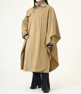 【予約】cloak trench coat