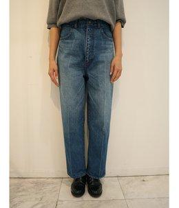【予約】Denim slacks