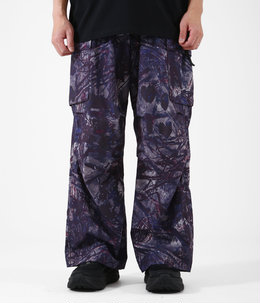 Belted BDU Pant - Ripstop S2W8 Camo
